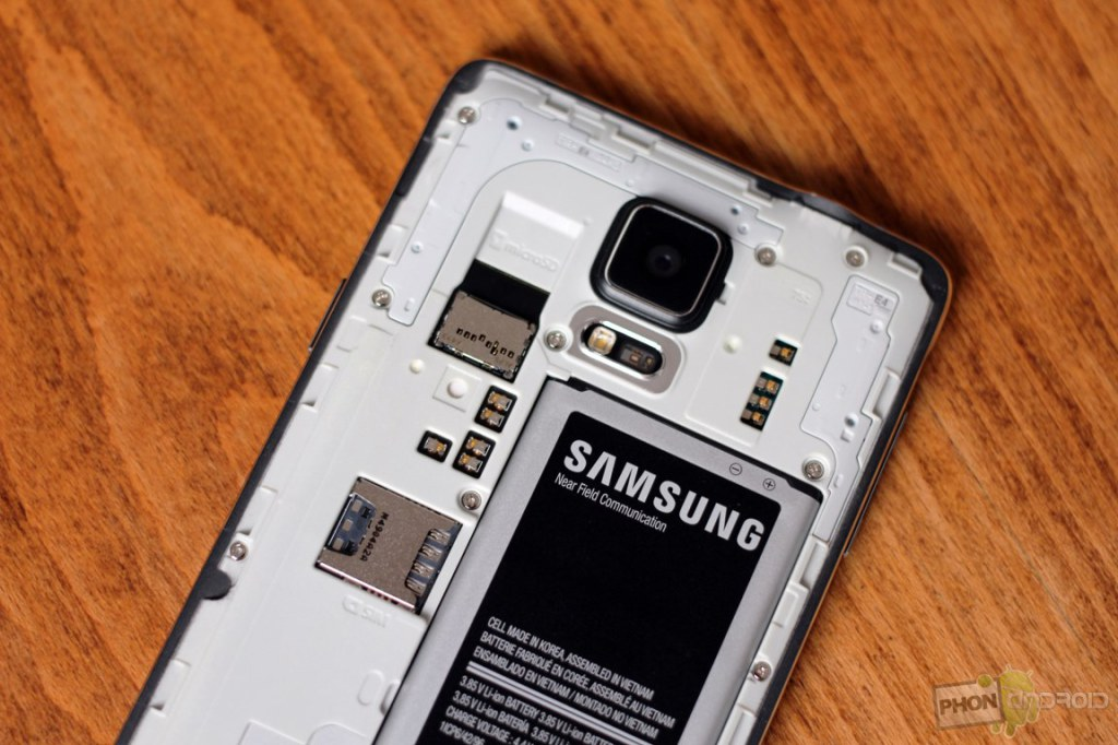 galaxy note 4 micro sd sim