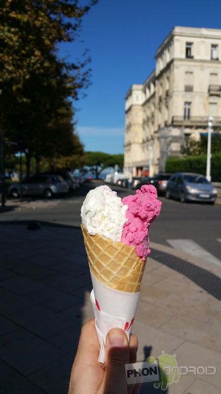 galaxy note 4 photo mise au point