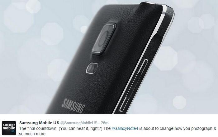 Le capteur photo 16 Megapixels OIS du Galaxy Note 4.