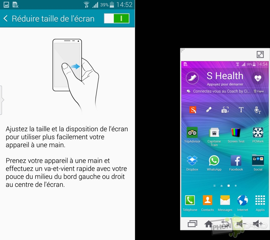 Taille Icone Galaxy Note 4 Vinny Oleo Vegetal Info