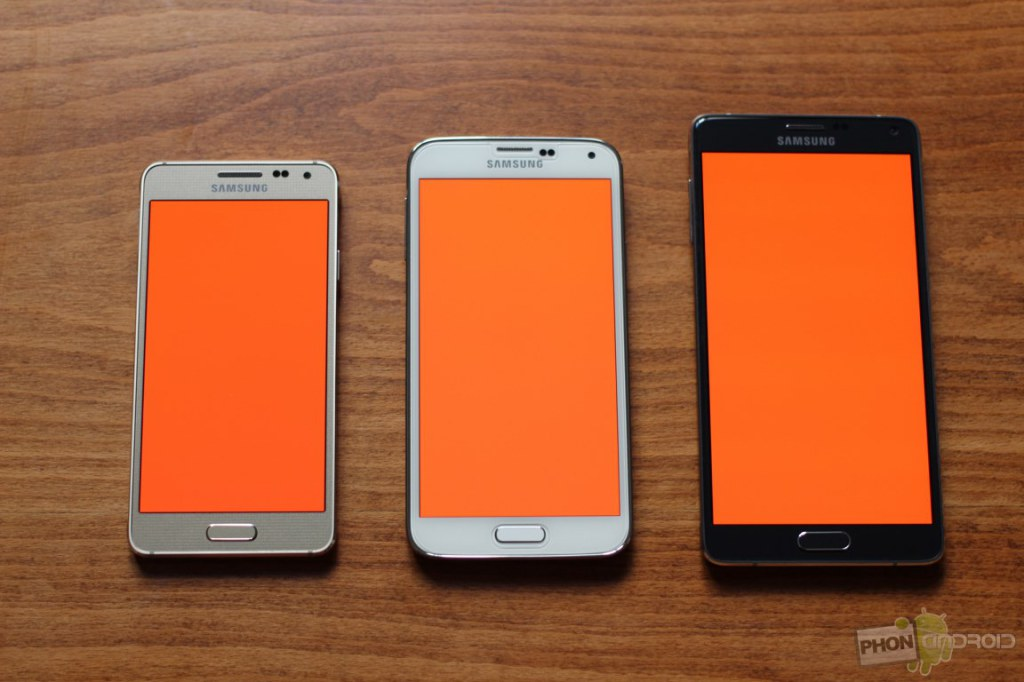 galaxy note 4 rouge