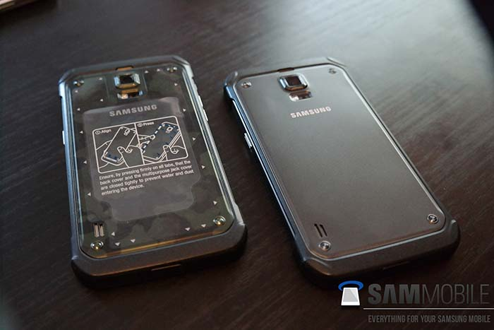 galaxy s5 active europe