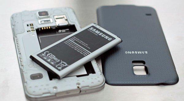Galaxy S5 batterie de 3500 mAh