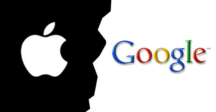 google apple classement