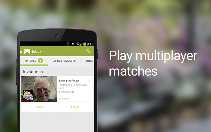 google play mise a jour