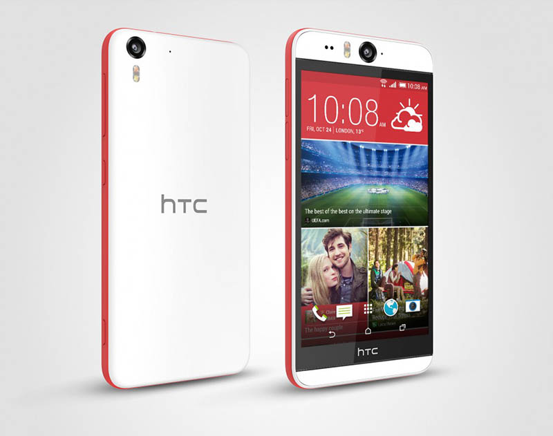 htc desire eye comparaison