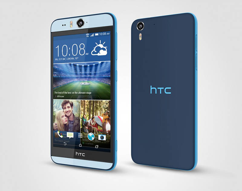 htc desire eye comparatif