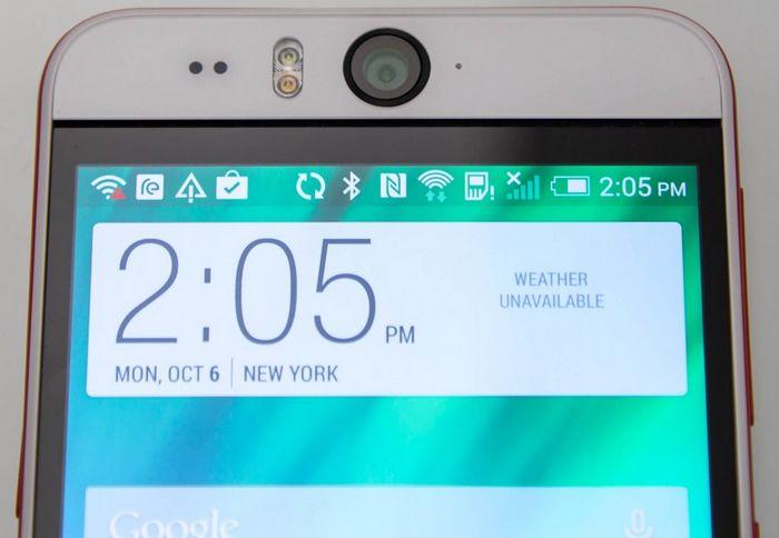 fonctionnalités HTC Desire Eye
