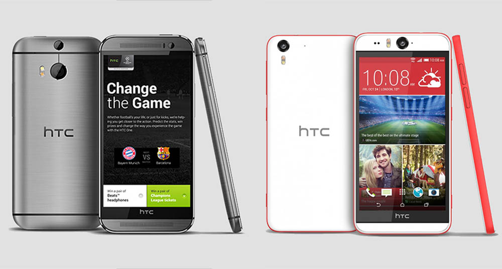 htc desire eye vs one m8