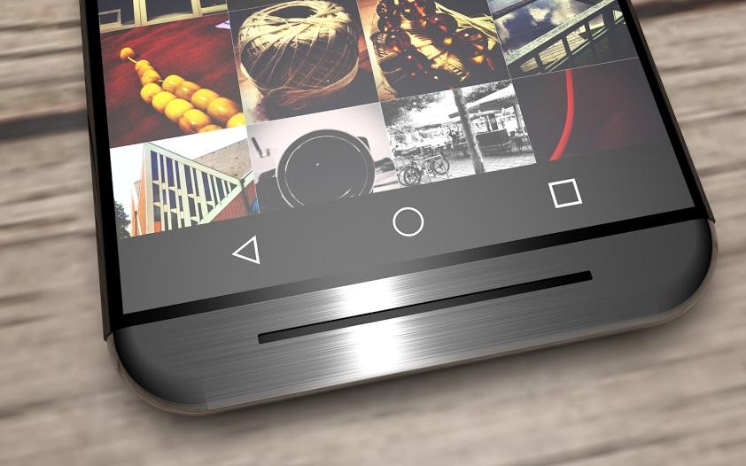 HTC One Bloom 3 grand écran