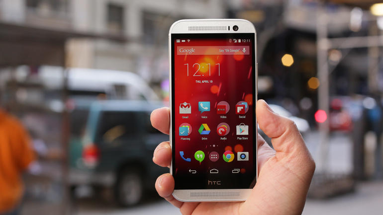 le HTC One M8 aura une version Google Edition