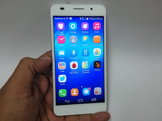 Huawei Honor 6 disponible chez Amazon