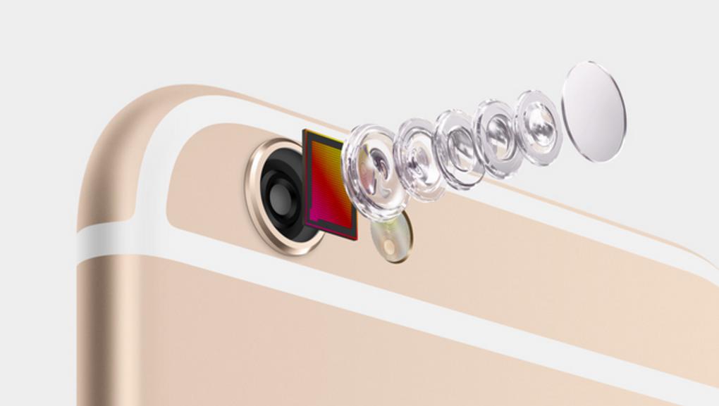 iphone 6 plus appareil photo