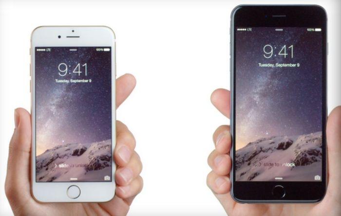 iPhone 6 ventes