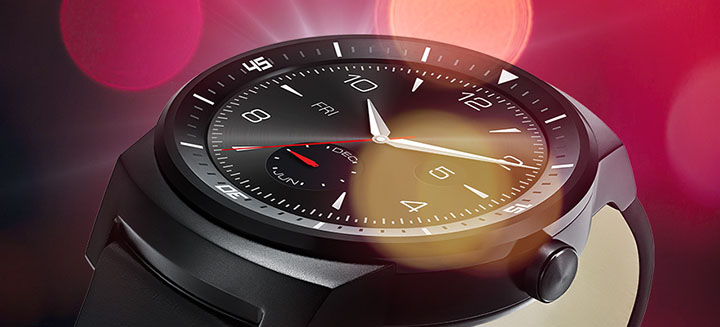 lg g watch r date sortie