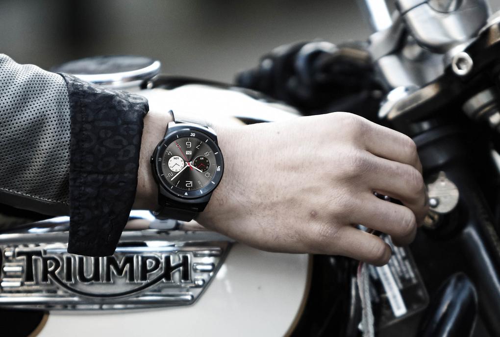 lg g watch r prix