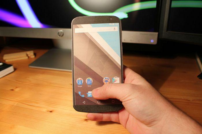 dimensions Nexus 6