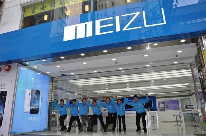 meizu chiffre affaire