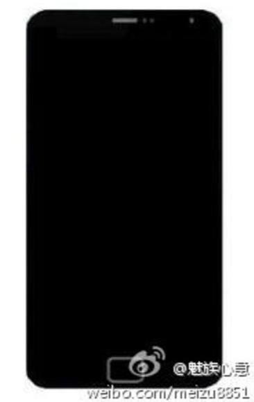 Meizu MX4 Pro bouton rectangulaire