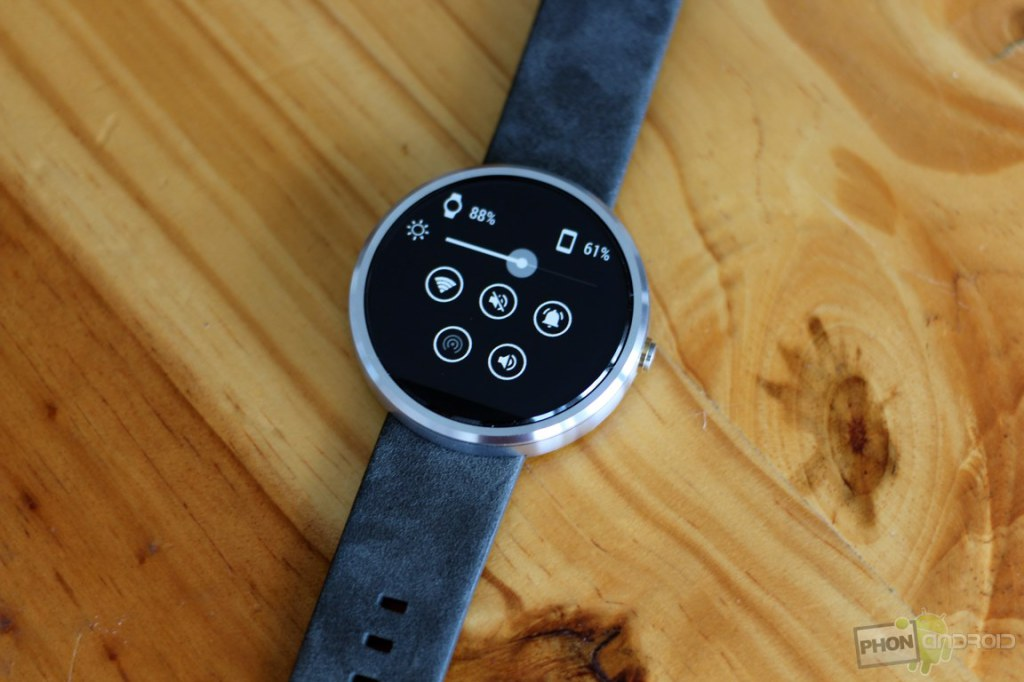 moto 360 application launcher