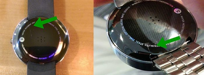 Moto 360 défaut conception