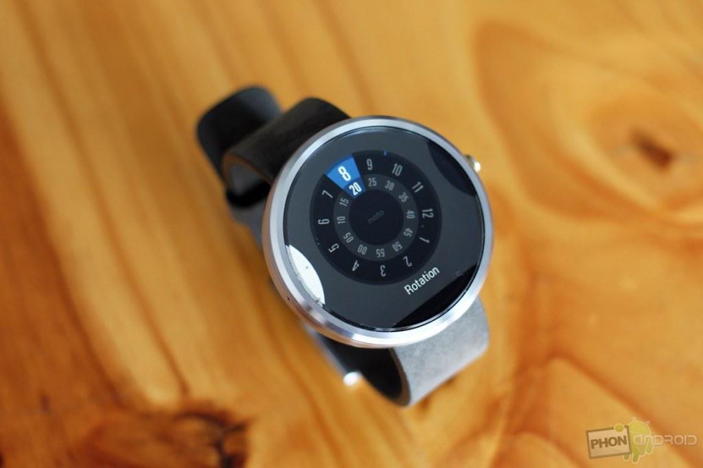 moto 360 horloge