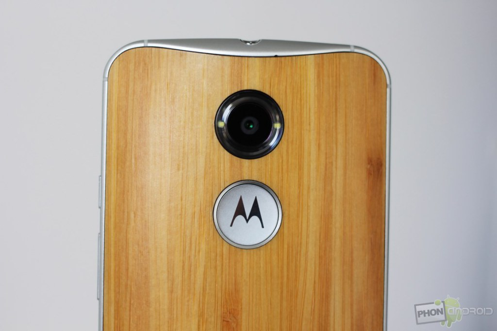 moto x 2014 appareil photo
