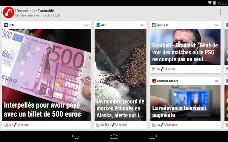 news republic application information