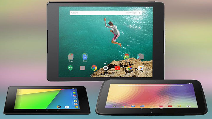 nexus 10 nexus 7 play store