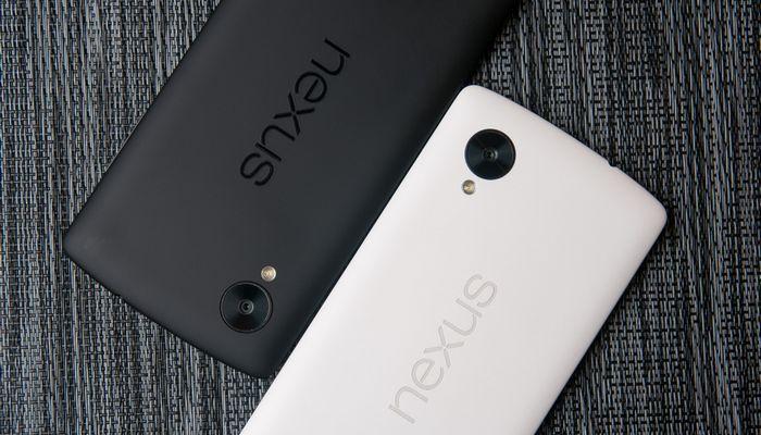 Nexus 5 vidéo