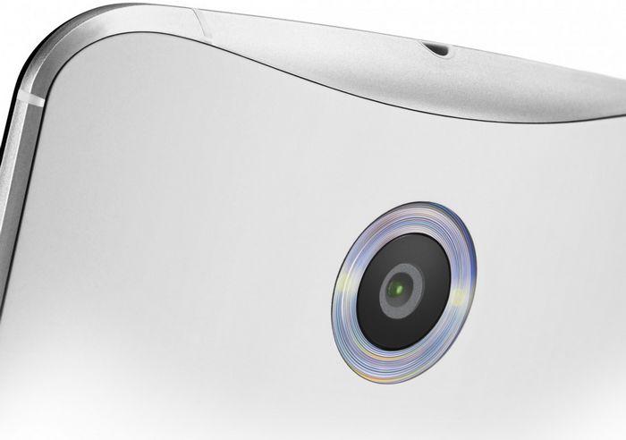 capteur photo du Nexus 6