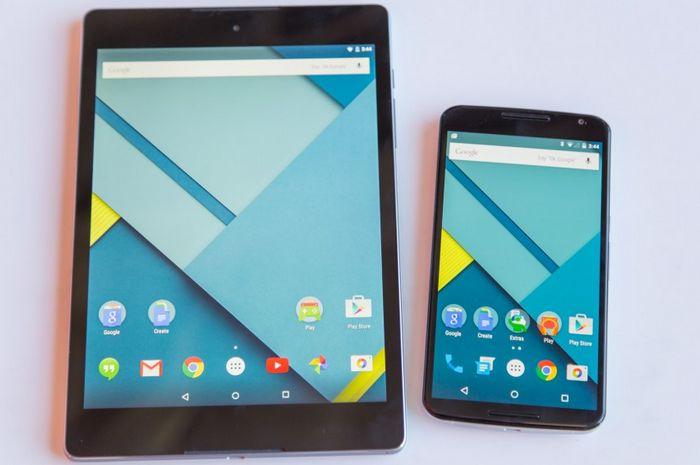 date de sortie Nexus 6 et Nexus 9