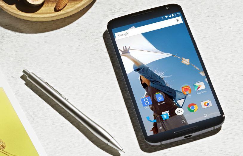 Nexus 6 tarif cher