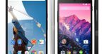 comparatif Nexus 6