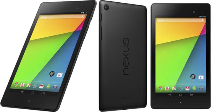 nexus 7 2013 vs nexus 9