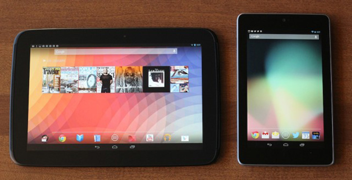 nexus 7 nexus 10 play store