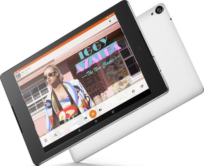 test capteur photo Nexus 9