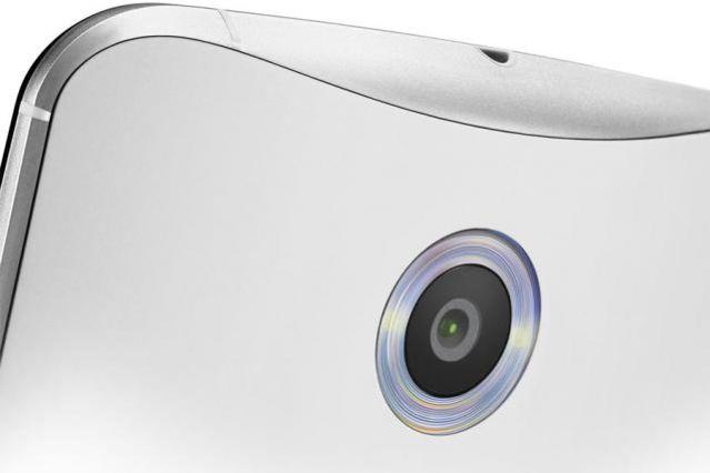 nexus 6 appareil photo