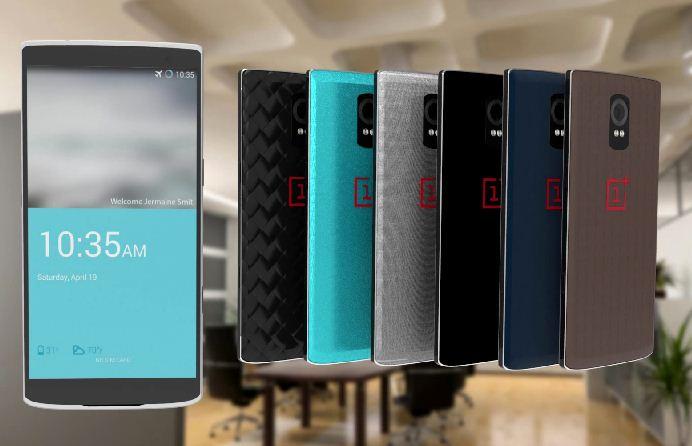 concept vidéo OnePlus 2