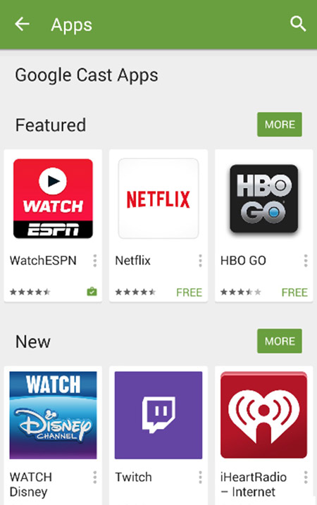 play store material design