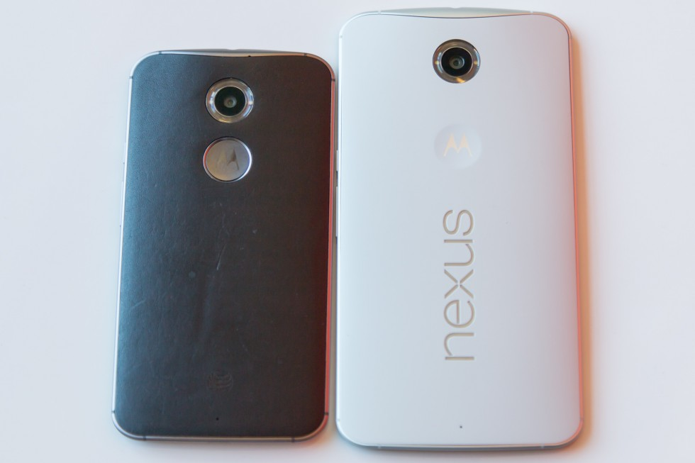 Nexus 6 vs Moto X 2014