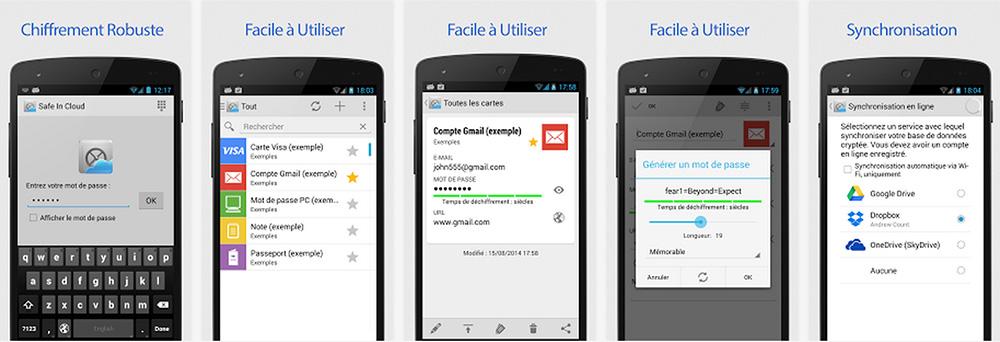 safeincloud-meilleures-applications-mot-de-passe-android