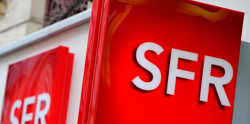 Une panne nationale sur le réseau mobile de SFR