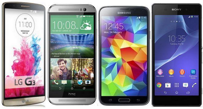 les smartphones haut de gamme de cette année ont-ils fait preuve d'innovations ?