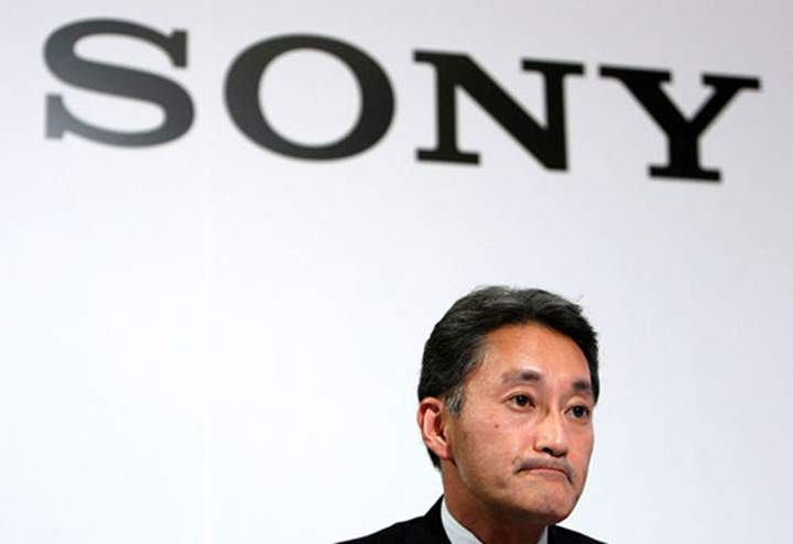 sony chiffre affaire