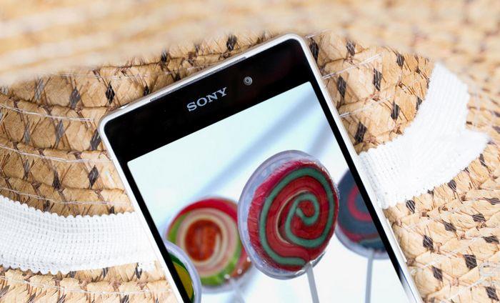 Sony Xperia mise à jour Android 5.0 Lollipop