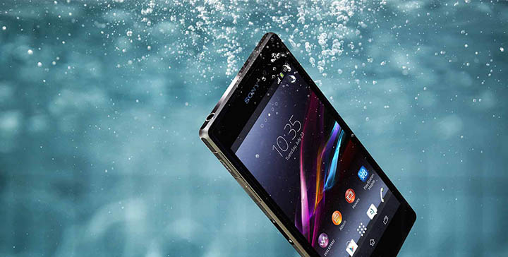 sony xperia z1 waterproof