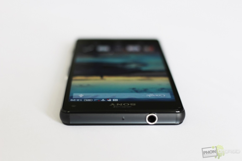 sony xperia z3 ompact prise casque