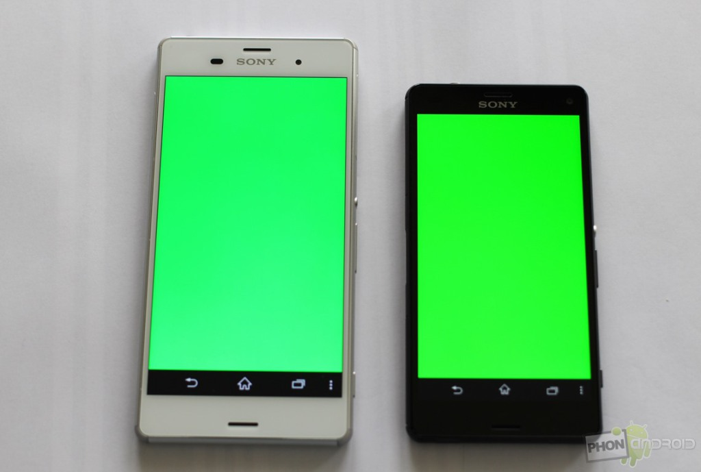 sony xperia z3 compact vert
