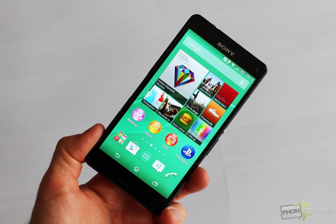Test Sony Xperia Z3 Compact